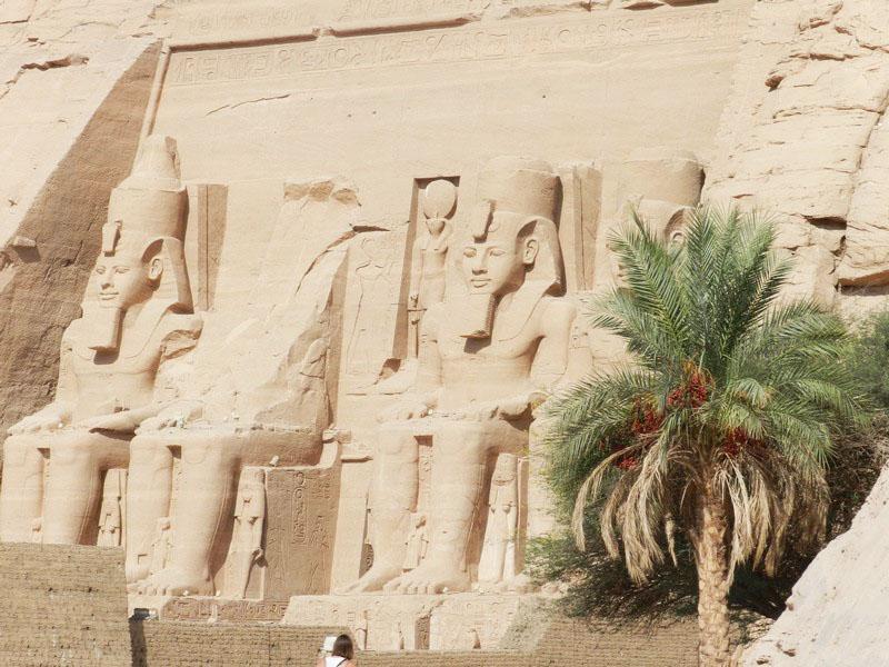 temple d'Abou Simbel