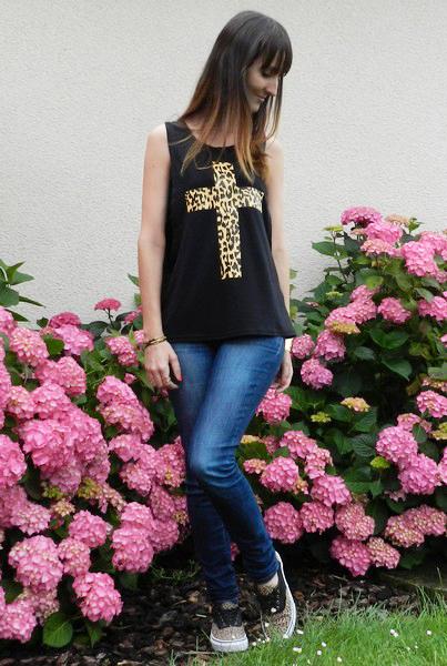 top croix leopard