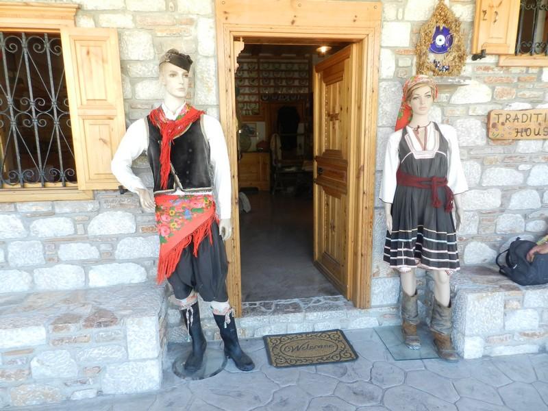 tenue traditionelle