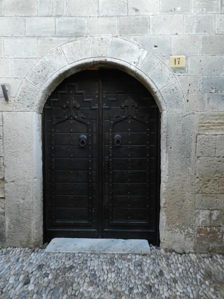 vieille porte rhodes