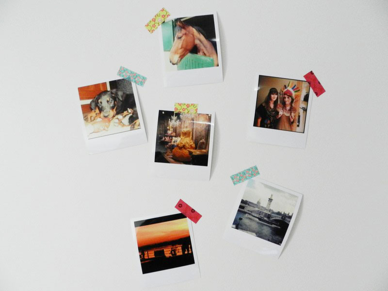 masking tape photos