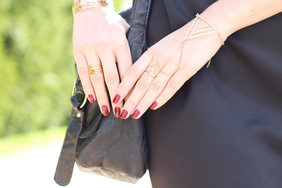 bijoux dores