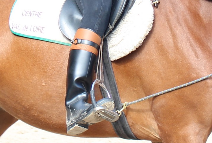 bottes cheval