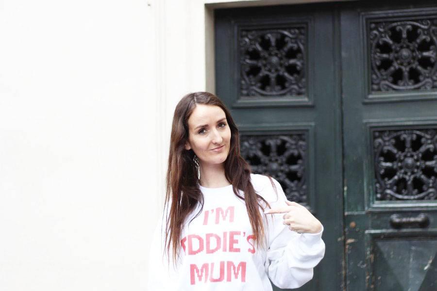 eddie s mum