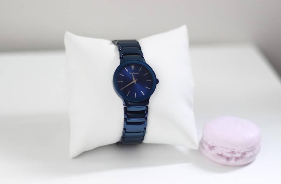 montre bleue