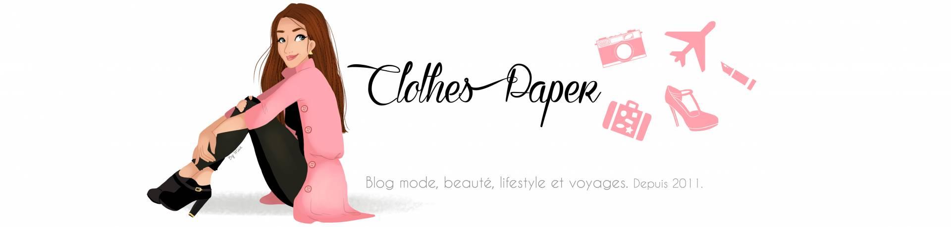 Clothes Paper