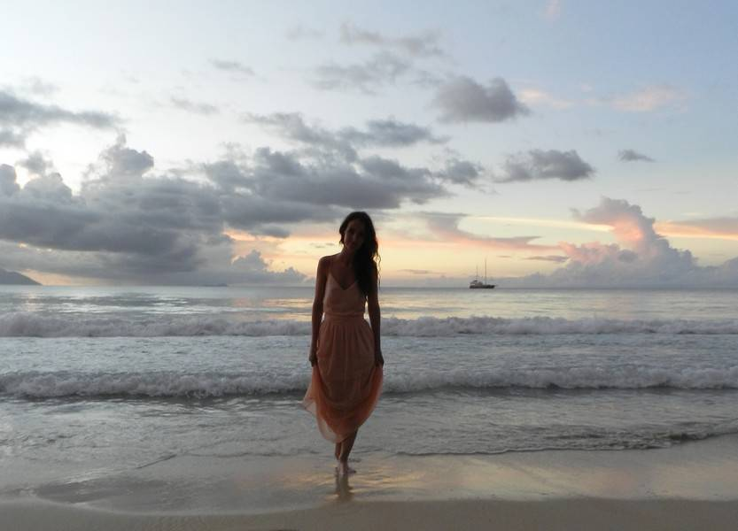 robe longue vacances