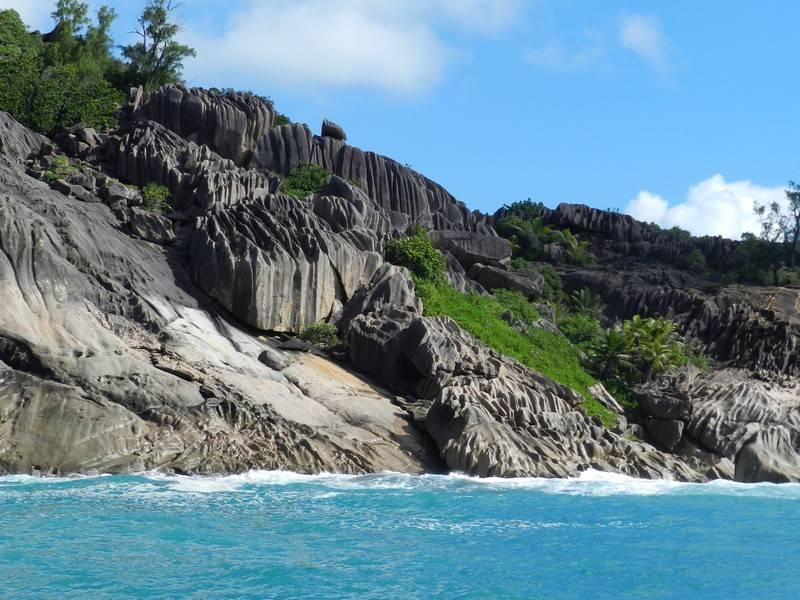 rochers seychelles