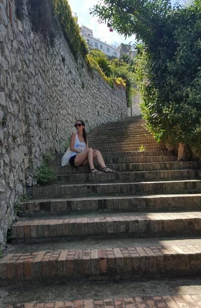 escalier-capri