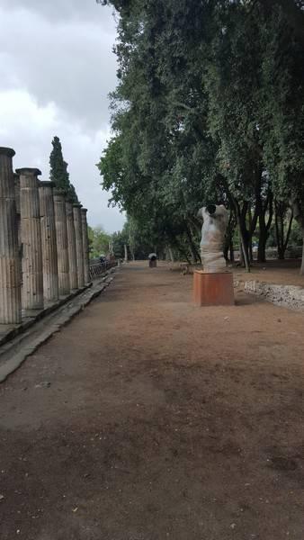allee pompei