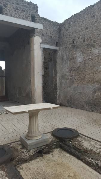 architecture pompei