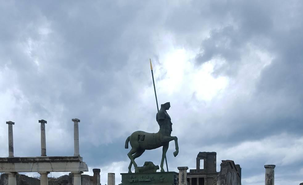 centaure pompei