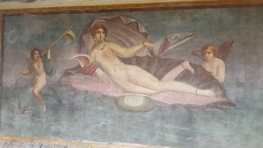 peinture pompei