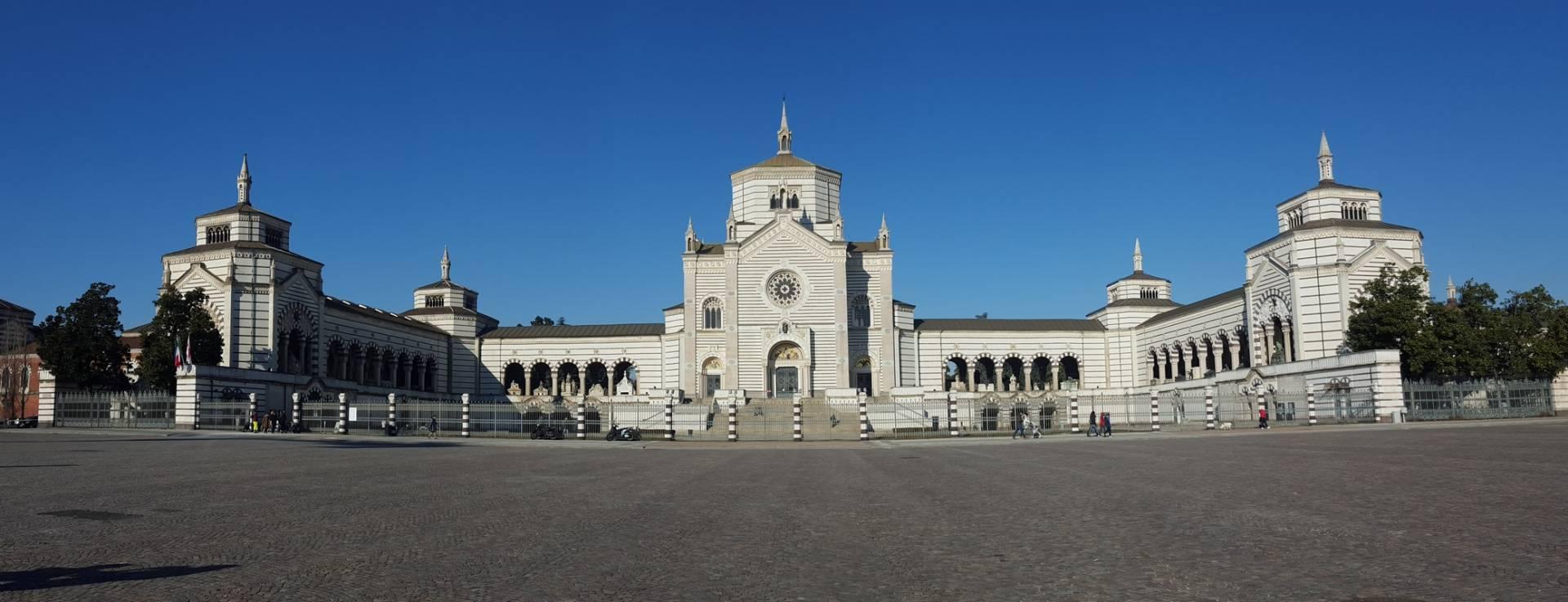 cimetiere monumental milan