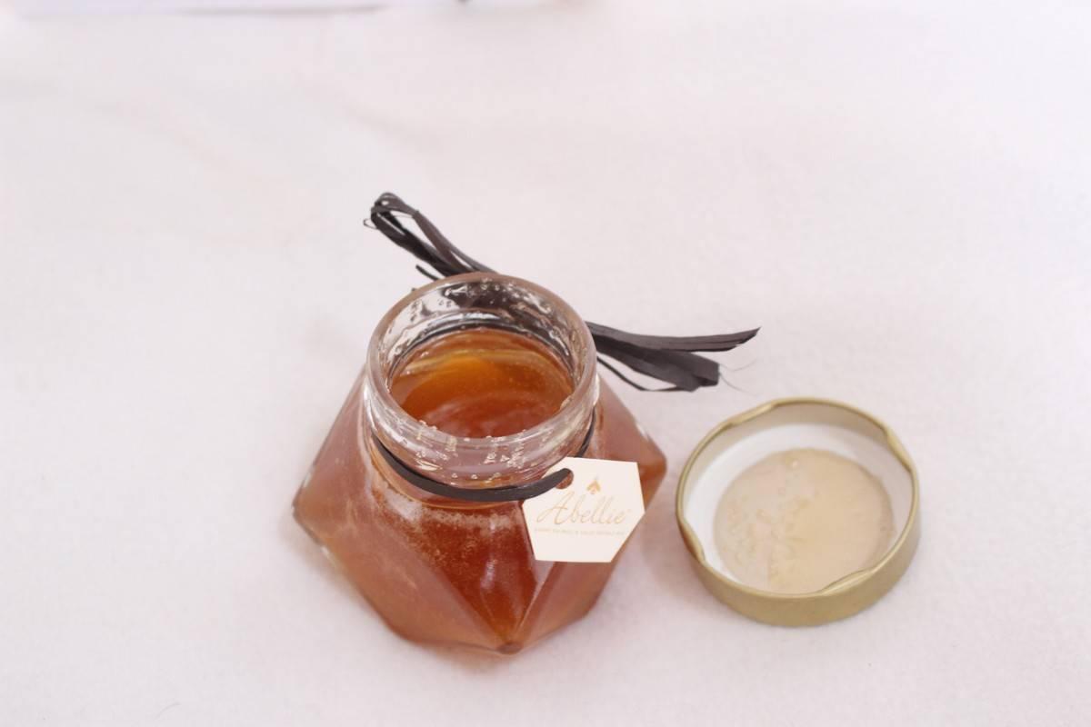 abellie des soins bio au miel et la gel e royale constance rose. Black Bedroom Furniture Sets. Home Design Ideas
