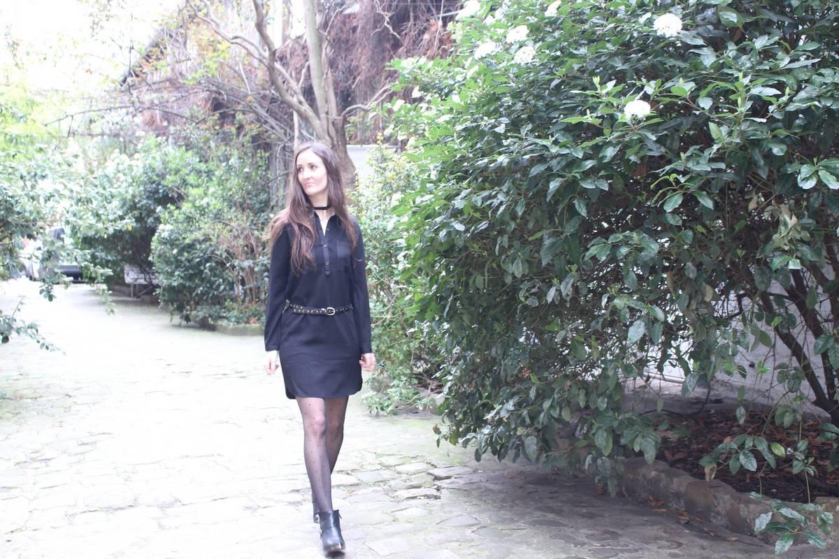 robe noire ethique