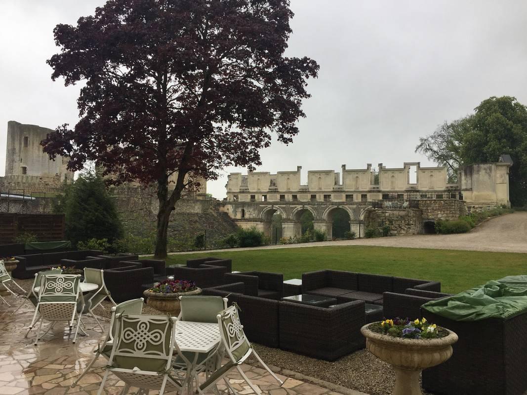 vue chateau de fere reims