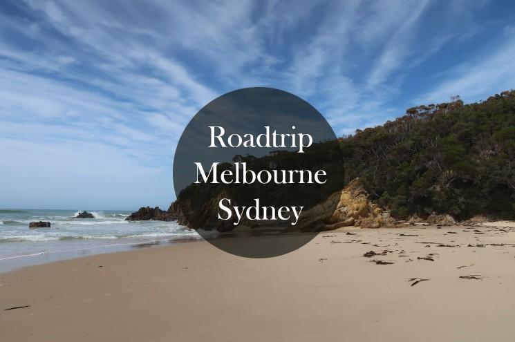 roadtrip melbourne sydney