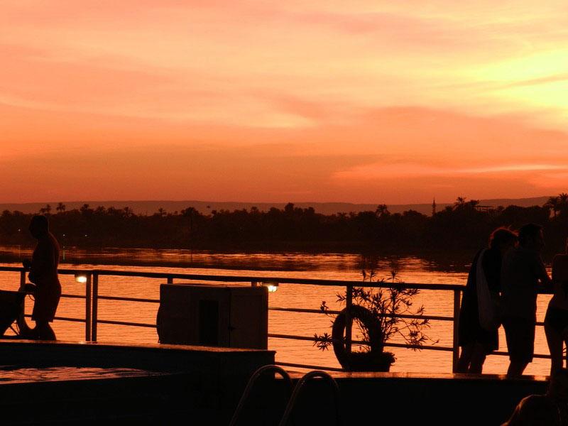 Les rivages du Nil