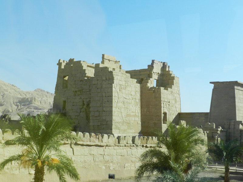 Le temple de Ramses