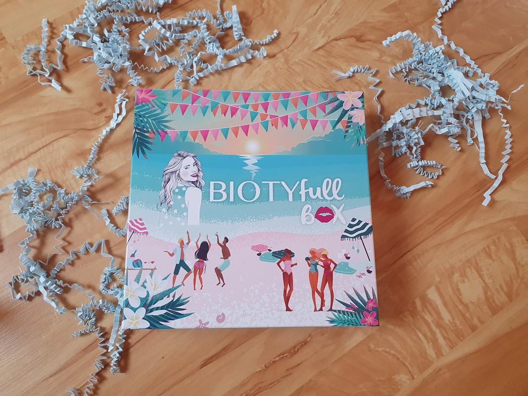 biotyfullbox retour de l'été